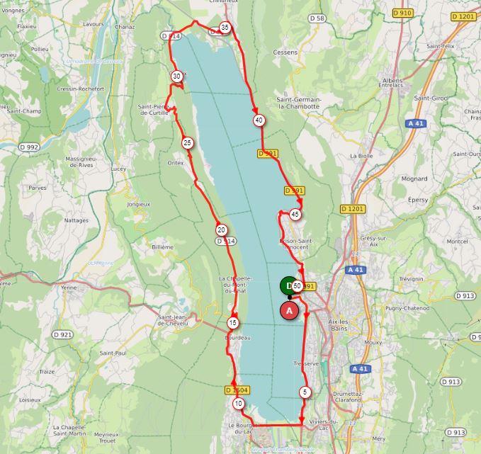 51 km