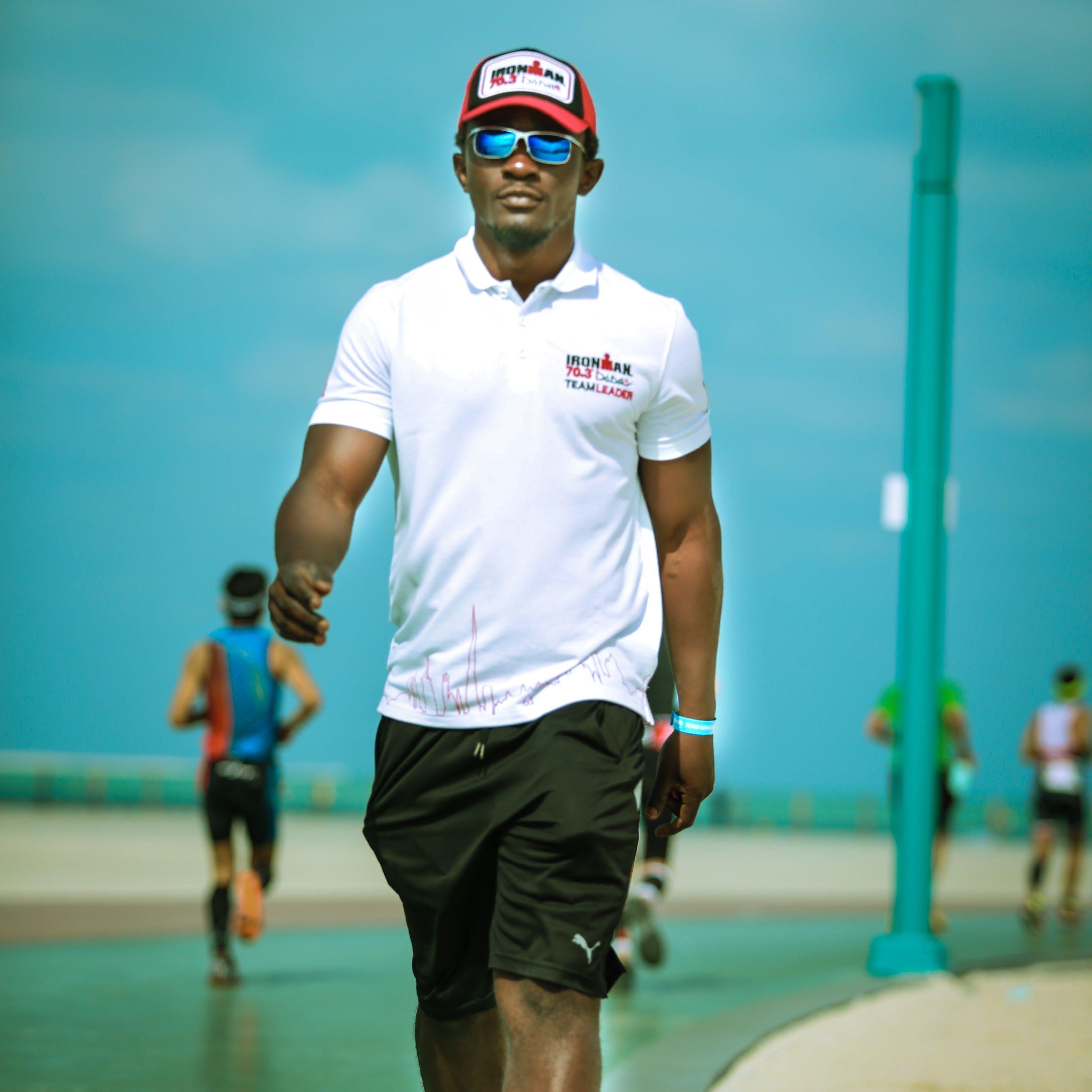 Samba - iron man Dubai 2016